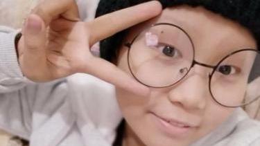 13岁绝症少女只因生病哭过两次 拍下245个大笑视频