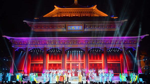 2017广州《财富》全球论坛开幕晚宴举行