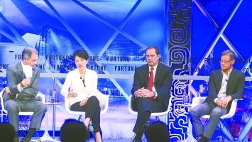 """世界500强CEO大谈""""生意经"""":最好的投资机会在中国"""