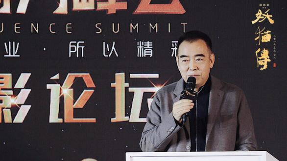 陈凯歌分享与影评人故事 希望中国电影多出狂生