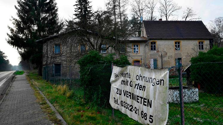德国一村庄109万元被拍卖 全村仅有20人