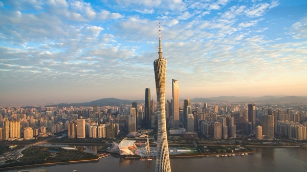 广州今年又多了109个世界500强项目!