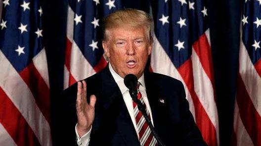 """特朗普签署""""美台军舰互停""""法案 声明耐人寻味"""