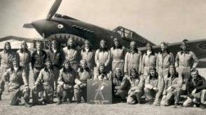 美最后一名飞虎队飞行员去世 生前最爱中国啤酒
