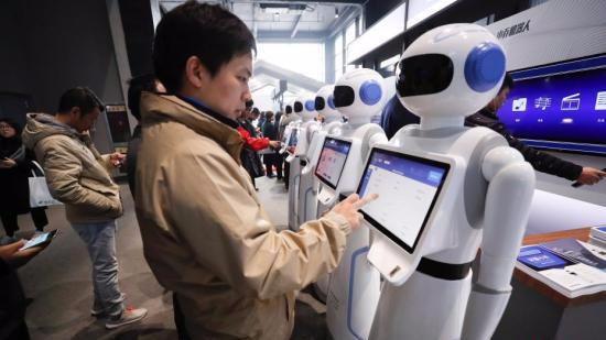 """人工智能什么岗位最受追捧 """"抢饭碗""""是伪命题吗?"""
