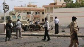 索马里警察学院遭袭事件死亡人数升至18人