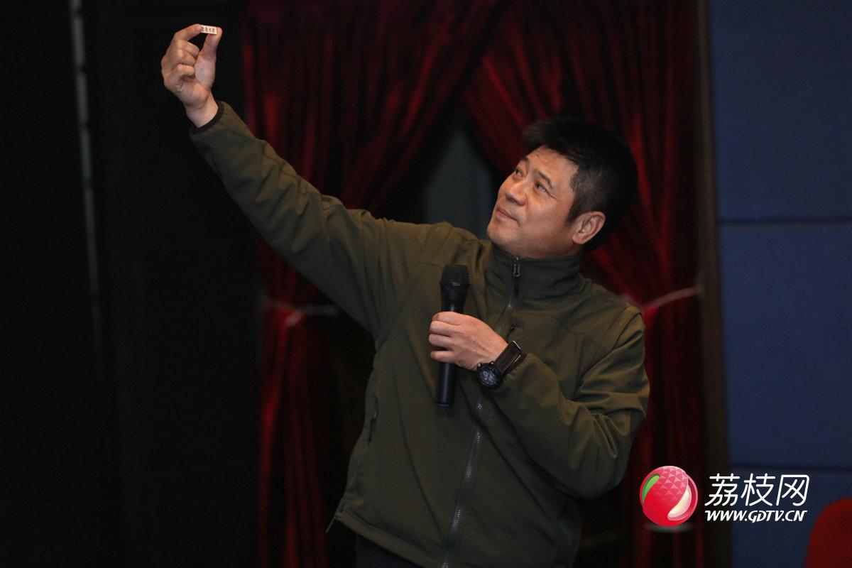 """""""青创计划""""举行暨大推介会 为""""中国式暖男""""疯狂""""打CALL"""""""