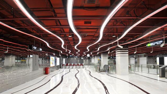 厉害了!四条地铁新线月底开通 运营计划全面曝光