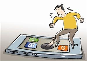 """吸费盗信息恶意操控 问题APP""""潜伏""""手机成安全""""炸弹"""""""