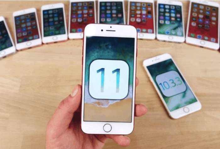 苹果承认限制老款iPhone性能 称目的旨在减少耗电