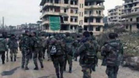 叙利亚反对派武装将从大马士革西南地区撤离