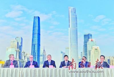 152家世界500强企业参加2017广州《财富》全球论坛 数量达历年之最