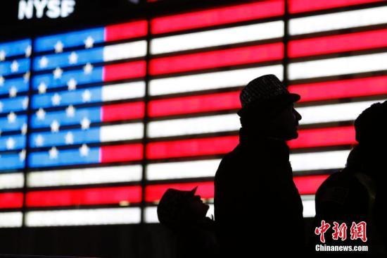上千个摄像头监控 纽时广场以最严安保跨年夜
