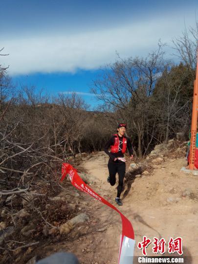 海内外选手竞相角逐北京国际马拉松赛事