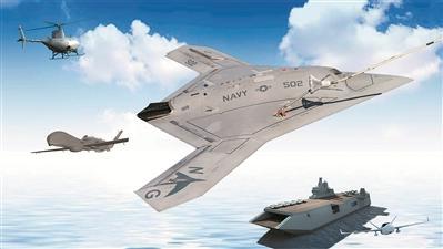 无人机航母仍有许多难关需攻克 或触发新竞赛