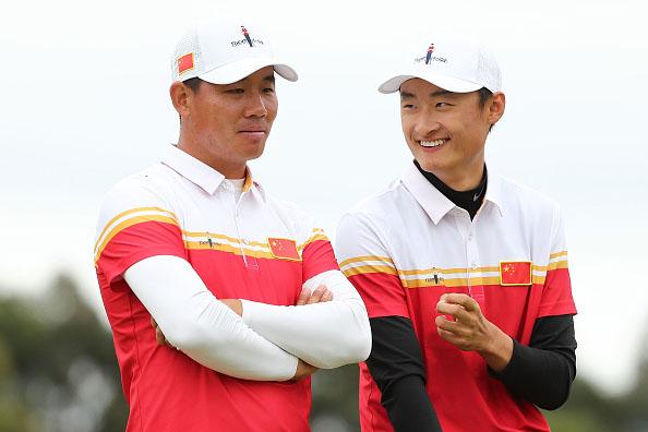 18年高尔夫世界杯锁定澳洲 李昊桐吴阿顺曾获亚军