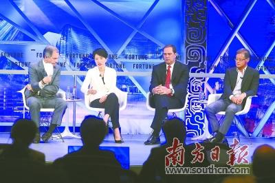 """世界500强CEO大谈中国""""生意经"""":现在,最好的投资机会在中国"""
