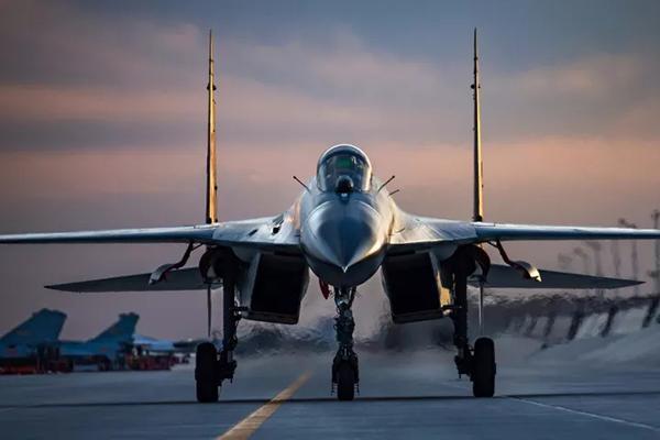 俄向中国交付第三批5架苏35 有歼20为何还买?