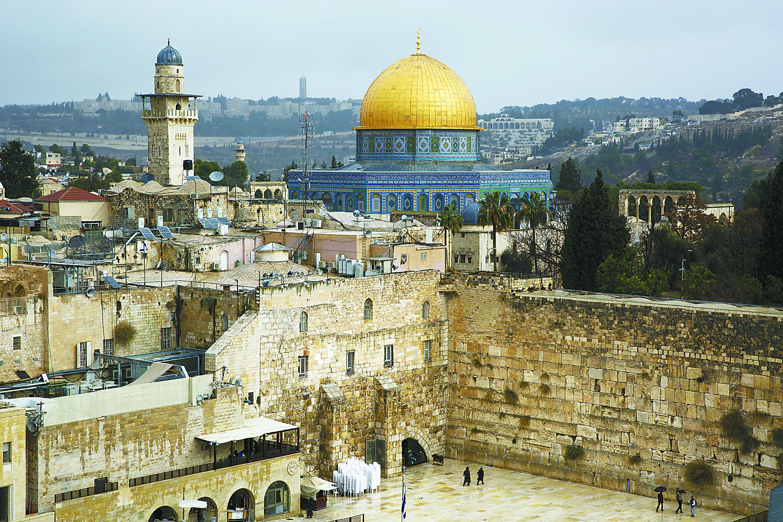 """耶路撒冷引爆""""政治核弹""""?多国政要警告特朗普"""