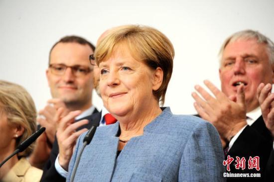 组阁艰难 民调称近半德国人希望默克尔提前卸任