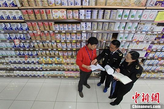 澳奶粉商关注中国最严奶粉新政:一切为了宝宝安全