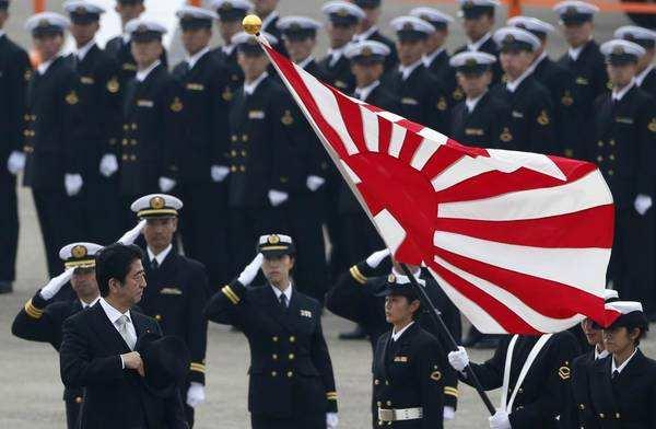 连续六年增长!日本下年度防卫预算将达5.2万亿
