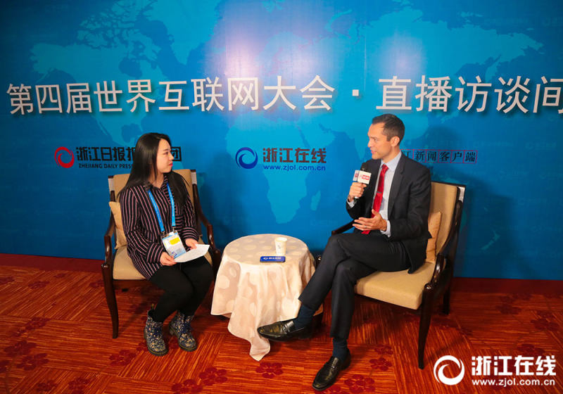 大咖面对面 内森·布莱卡斯亚克:巨大的市场和新的商业模式让中国成为创新者