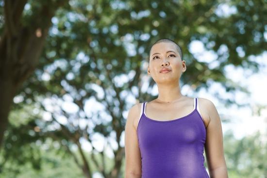 防癌?那就爱跑步 患乳腺癌风险降3成