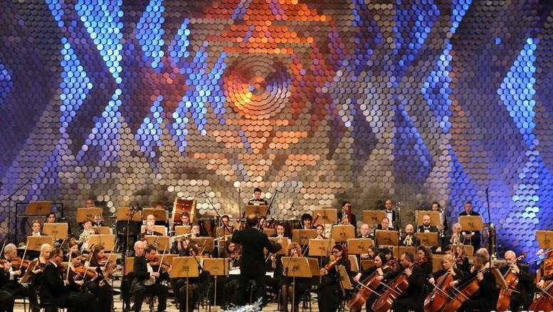 """保加利亚举办""""欧洲精神""""新年音乐会"""