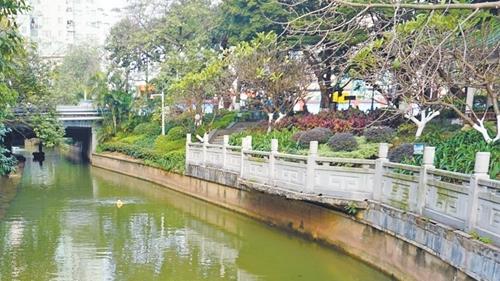 2017年广州治水交出亮眼
