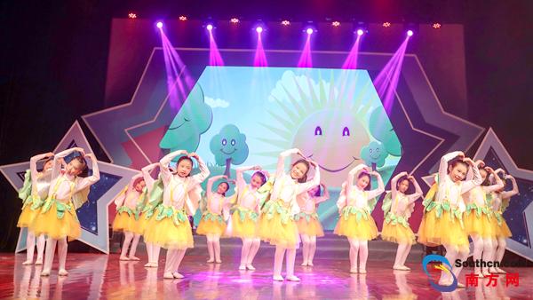 """""""童心的馈赠""""2017广东小学生诗歌节作品音乐会在穗举行"""