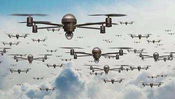 叙利亚武装分子首次用无人机攻击俄驻叙军事基地