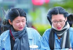 广东周六起气温回暖 专家:或有强冷空气影响春运