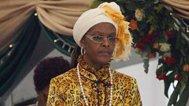 读博数月就获学位 穆加贝夫人遭调查