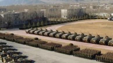 """西藏军区创新金融服务模式""""野战银行""""开进驻训地"""