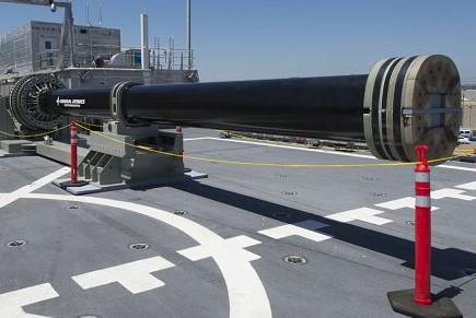 俄等离子轨道炮技术取得突破:射弹可接近宇宙速度