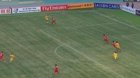 U23亚洲杯-布莱克伍德双响 澳大利亚3-1叙利亚