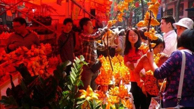 春节广州大型活动多!逛完花市再看花车巡游