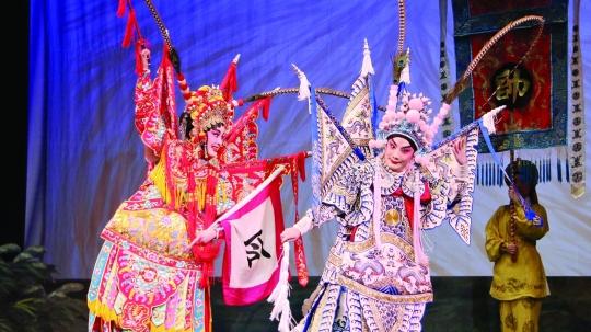 """""""2018广州文化周""""全球之旅启航 首部本土话剧世界巡演"""