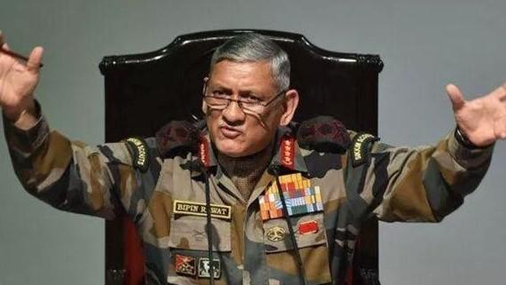 印军司令:我们在所有地方做好了准备,中国不敢再挑事!