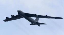 美军在关岛部署6架B52战略轰炸机 可搭载核武器