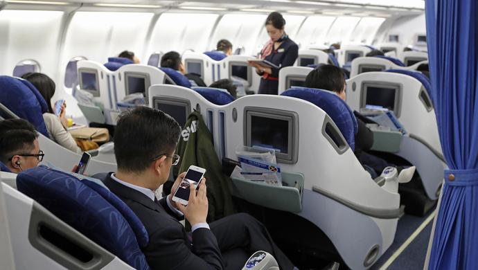 2018中国民航将进入手机时代 wifi航班短期不会大增