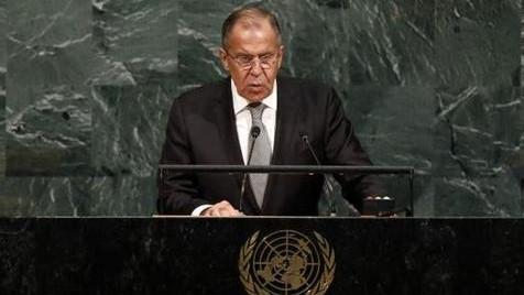 拉夫罗夫:西方恐俄程度史无前例 甚于冷战时期
