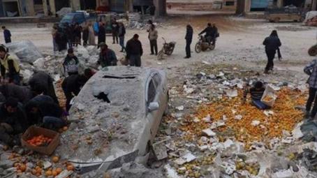 叙西北战事使10万人沦为难民:流离失所 冻饿交加