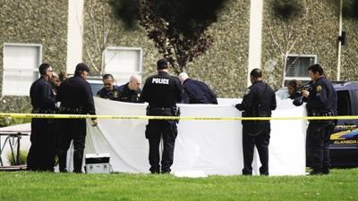 """肯塔基州校园枪击案:""""枪手知道自己在干什么"""""""