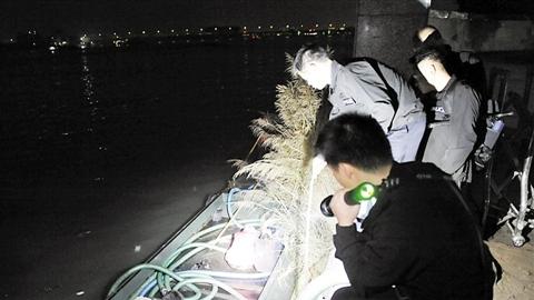 广州海关破亿元红油走私案 渔船