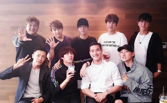 韩庚工作室发声明否认将与SJ同台表演:未沟通过