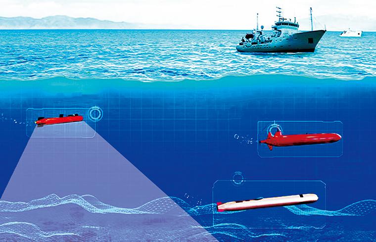 """无人潜航器:海底""""狼群""""正来急"""