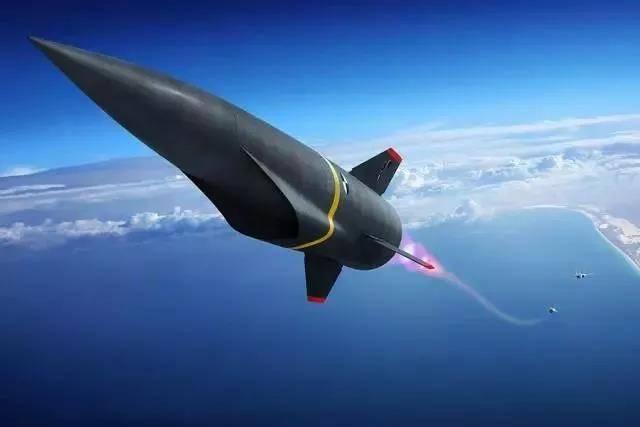 """火箭军试射高超声速武器 完美实现""""钱学森弹道"""""""