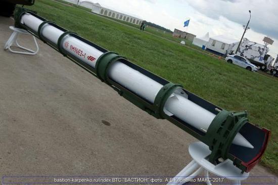 俄罗斯9M96E2-1导弹,中国对于这种小型化的远程防空导弹还是有较大兴趣的